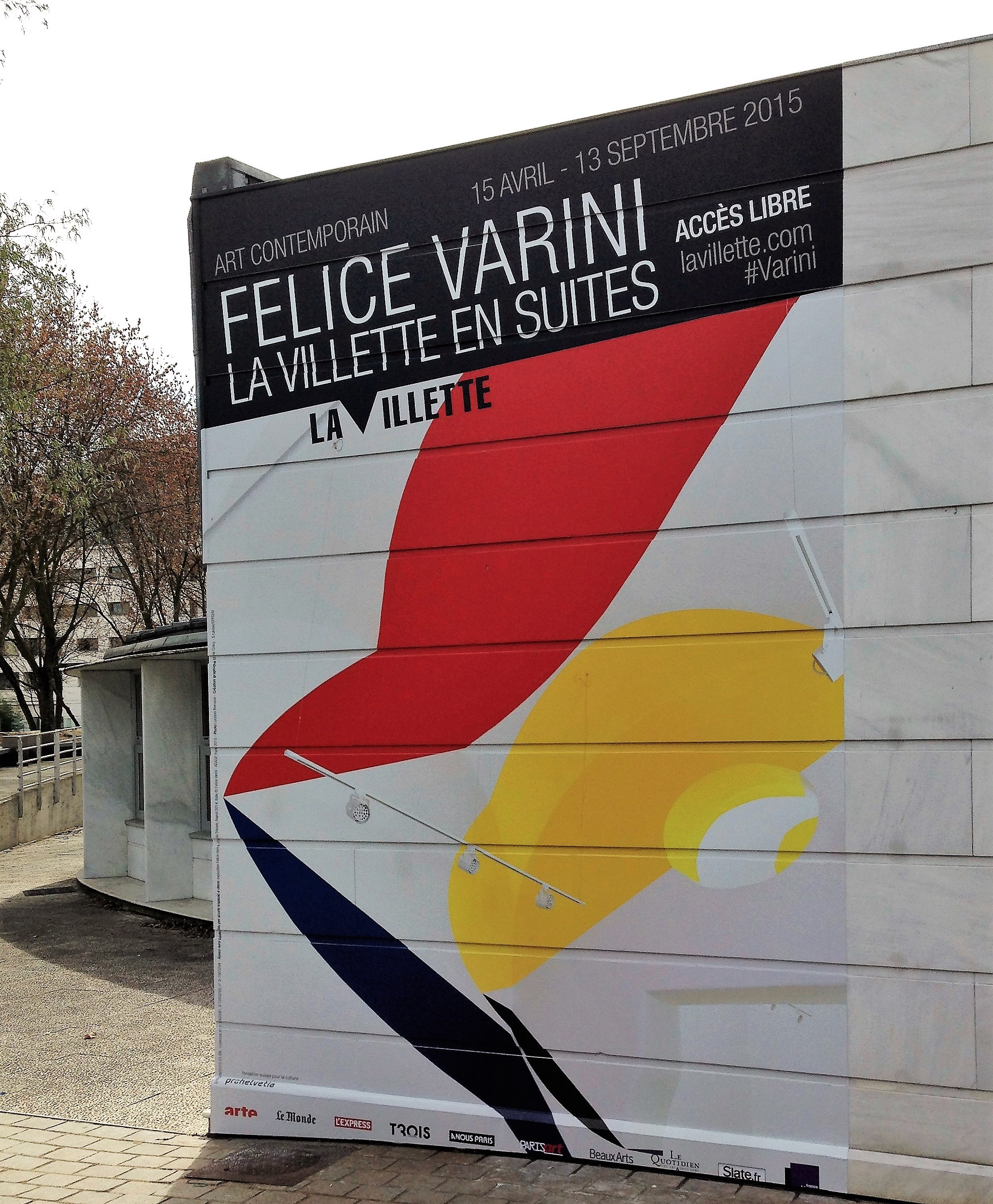 expo Felice VARINI, PARIS 2014