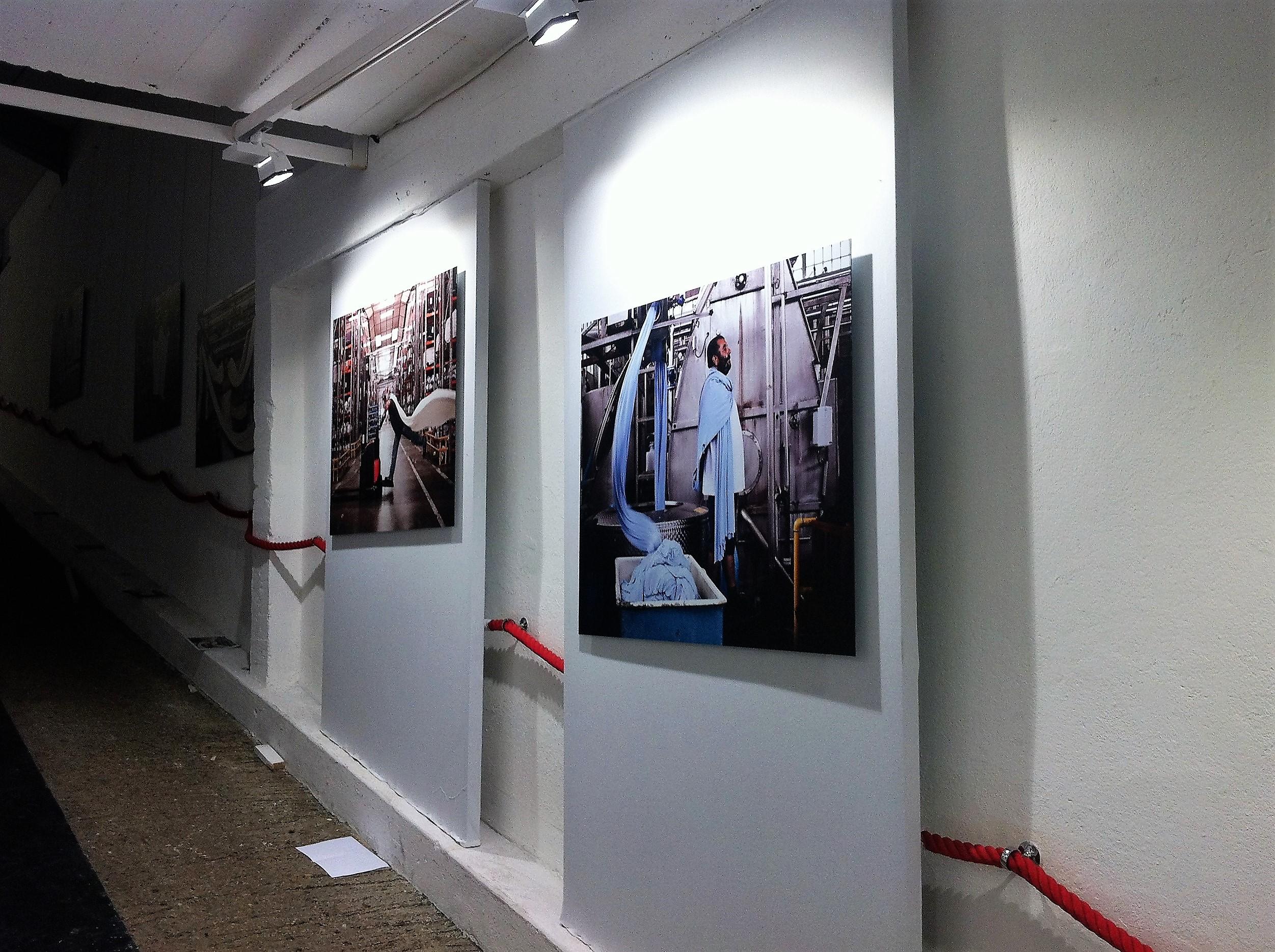 Exposition Petit Bateau, FIAC 2012, Paris